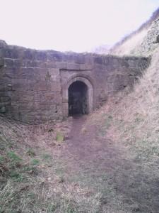 archway sandal castle